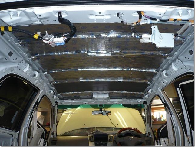 Инсталляция Toyota Harrier