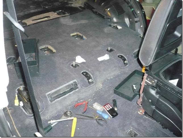 Шумоизоляция Lexus LX 570