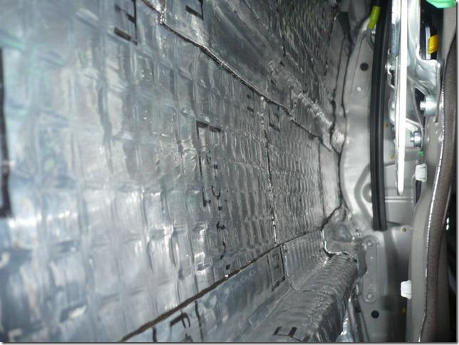 Шумоизоляция и замена аудиосистемы Lexus GS450h 2012 г.в.