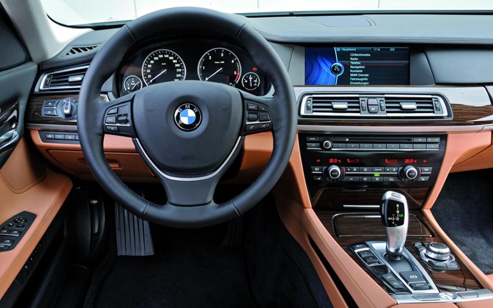 Установка бортового компьютера CIC на BMW
