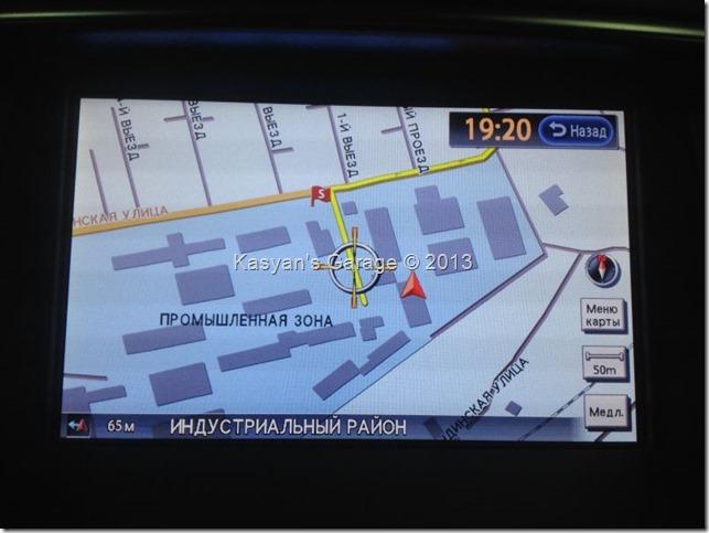 Установка карт навигации для Nissan и Infiniti