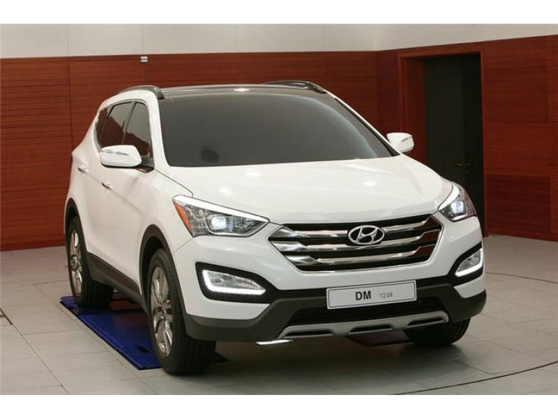 Установка Webasto и шумоизоляция колесных арок Hyundai SantaFe New