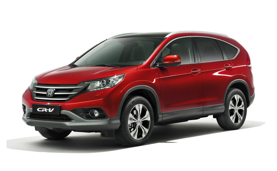 Шумоизоляция Honda CR-V NEW