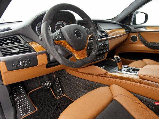 Шумоизоляция колесных арок и багажного отделения BMW X6 E71