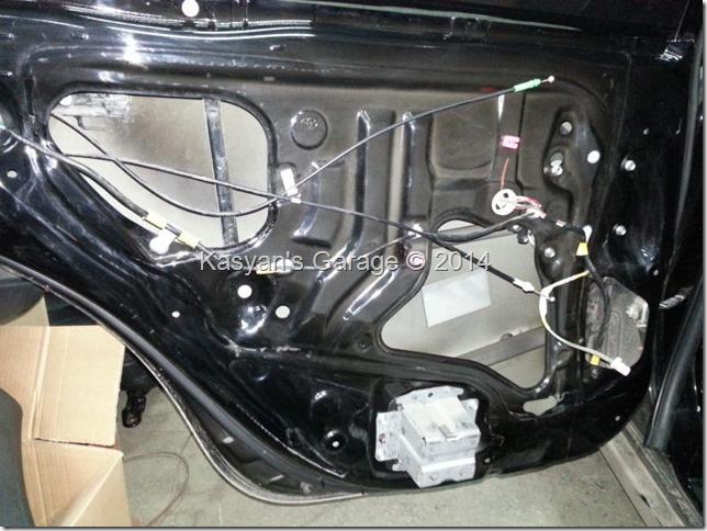Шумоизоляция Toyota Camry 2011 года