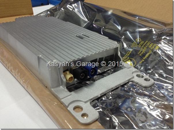 Установка Combox Media в BMW X5 E70 35Xi 2011 г.в.
