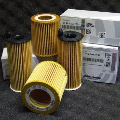 Масляные фильтры для БМВ