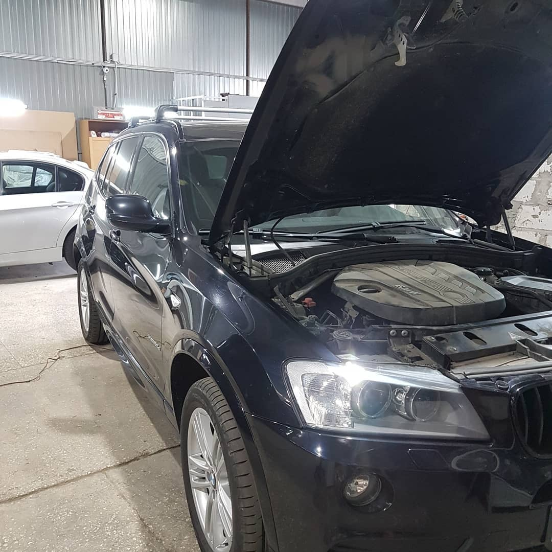 BMW X3 20dX F25