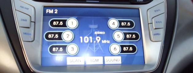 Русификация штатной навигации Hyundai Avante 2012