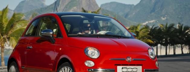 Чип-тюнинг Fiat 500