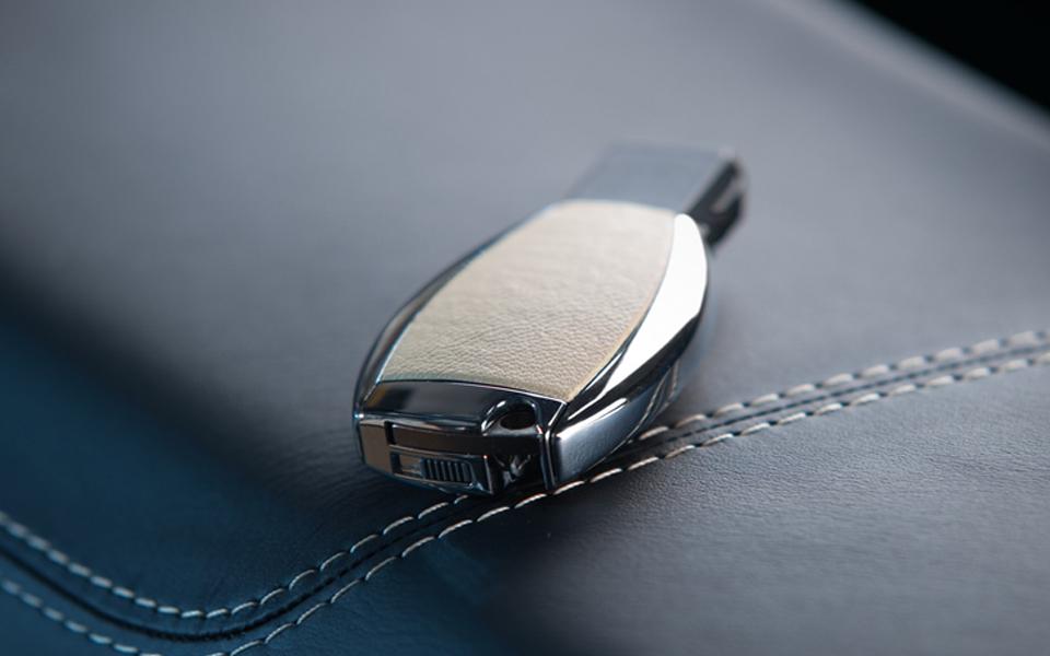 Изготовление и программирование смарт-ключей Mercedes