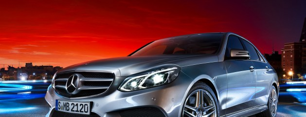 Шумоизоляция колесных арок Mercedes E300 2013 года выпуска
