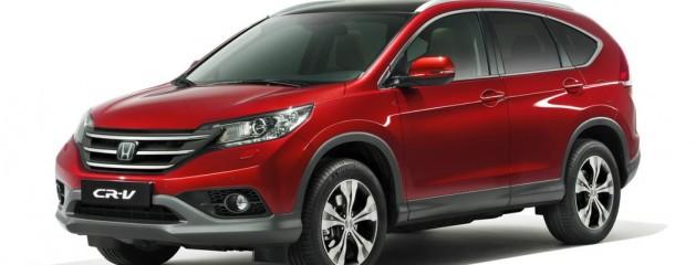 Шумоизоляция Honda CR-V NEW