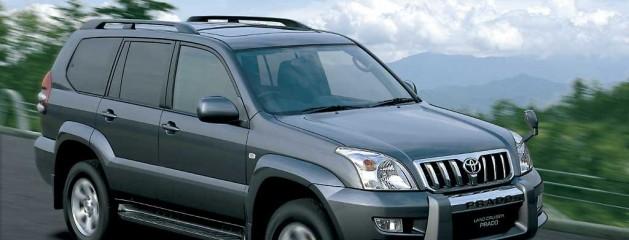 Шумоизоляция и установка аудиосистемы на Toyota Landcruiser Prado