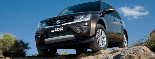Шумоизоляция и установка акустики Suzuki Grand Vitara