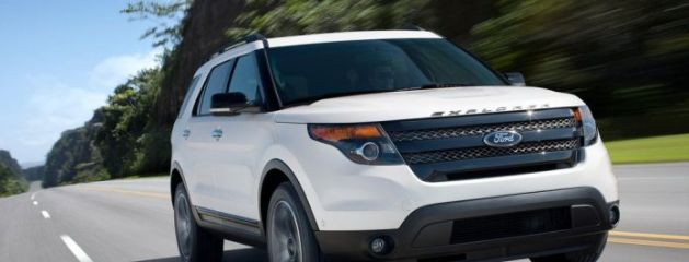 Шумоизоляция Ford Explorer 5